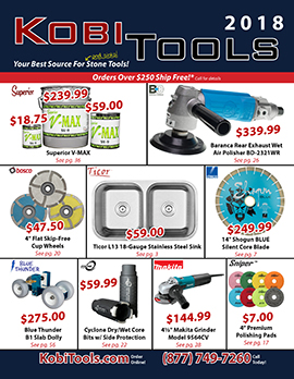 Kobi Tools 2018 Catalog
