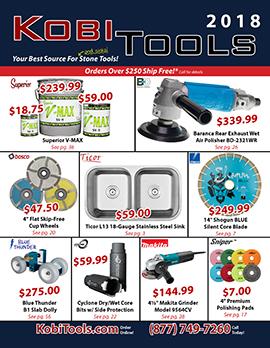 Kobi Tools 2018 Catalog